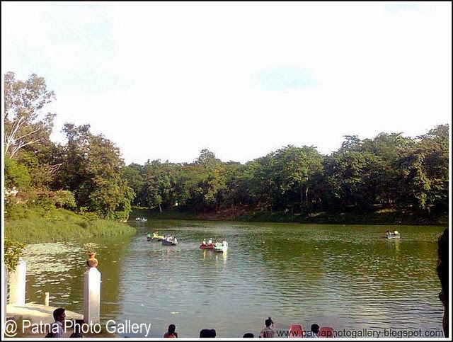Patna Zoo boating
