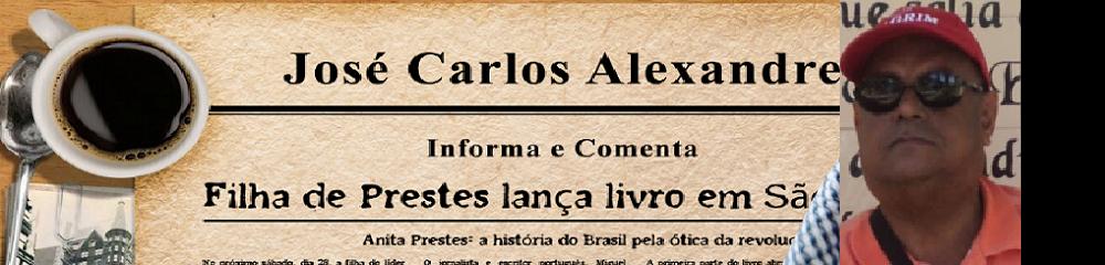 José Carlos Alexandre         News