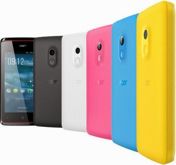 Acer Liquid Z200 Android Phone Murah Rp 600 Ribuan