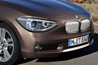 FWD BMW 1 Series expected at Paris Motor Show