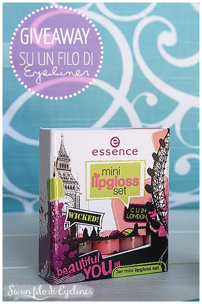giveaway lipgloss essence