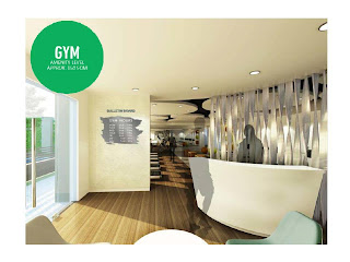 Gym at Solstice Makati