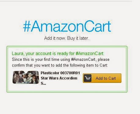 #AmazonCart add it now buy it later.. bought it!