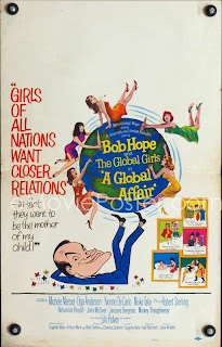 Window Card American film poster for A Global Affair