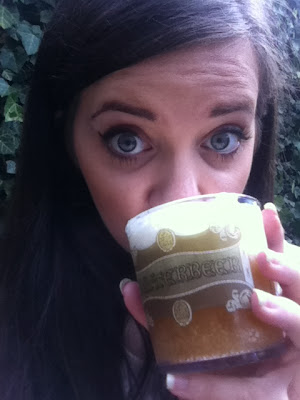 laurenrhiannon butterbeer harry potter studios