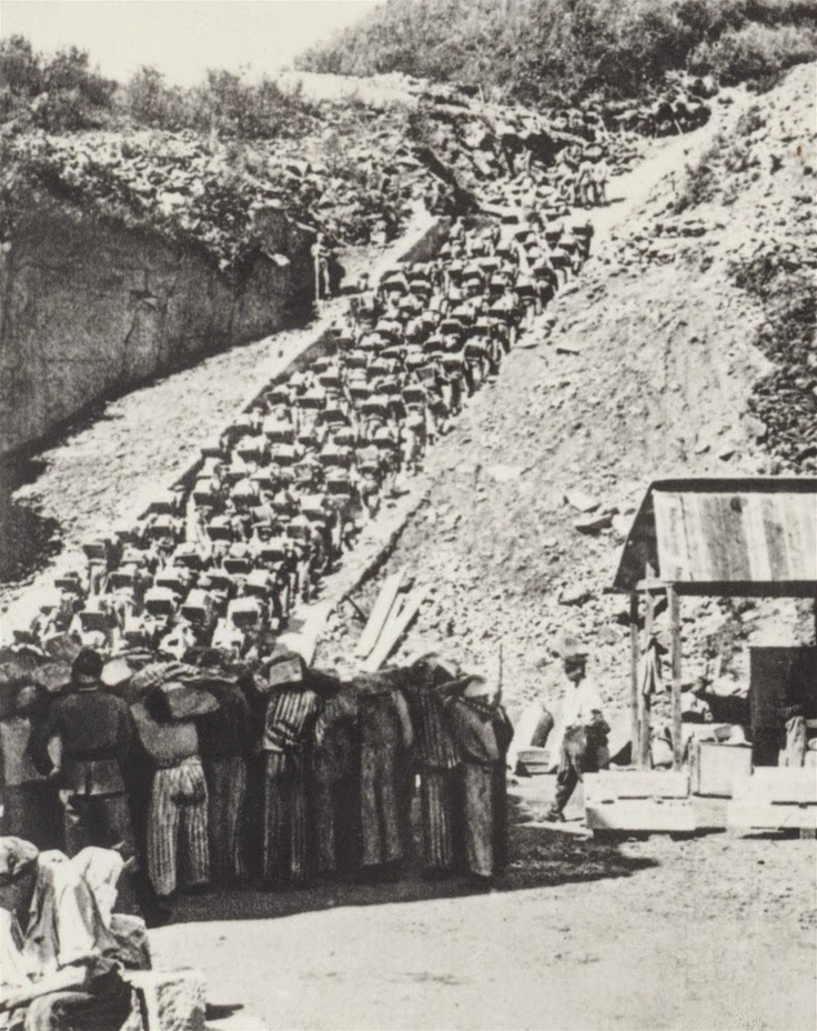 World War II in Pictures: Mauthausen, the Most Brutal