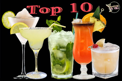 10 mejores cocteles
