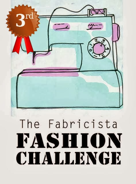 The 2013 Fabricista Fashion Challenge