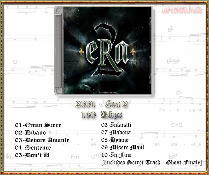 eRa - Discografia - 1996 - 2010 [MEGA]