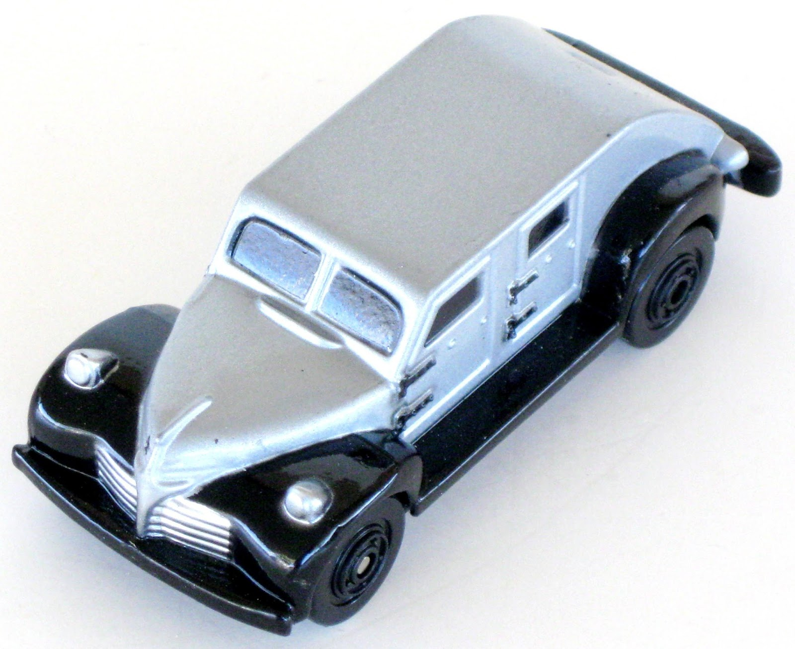 Toys and Stuff Kenner 1996 Two Face Armored Car