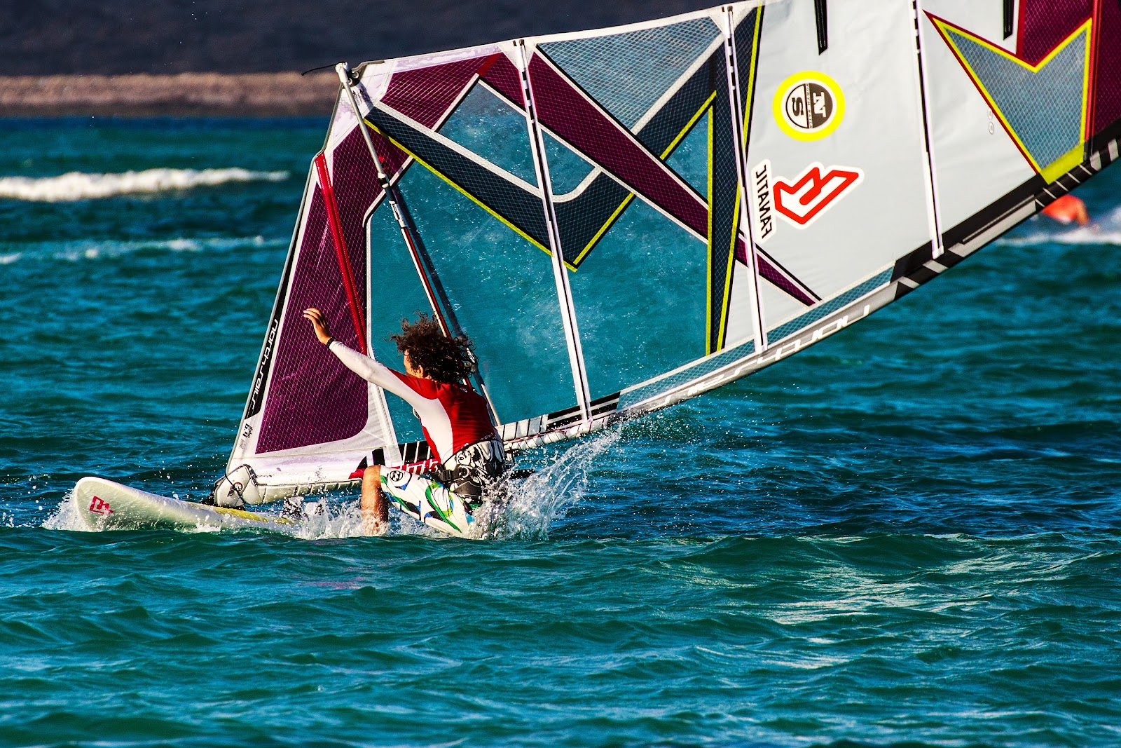 windsurfing vs. surfing (compare/contrast) essay Hawaii watersports essay  a windsurf board is a surf board with a sail attached the windsurfer steers themselves with the sail and rides the wave as a surfer would.