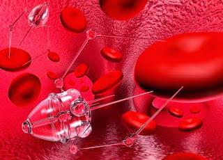 nanobots in blood