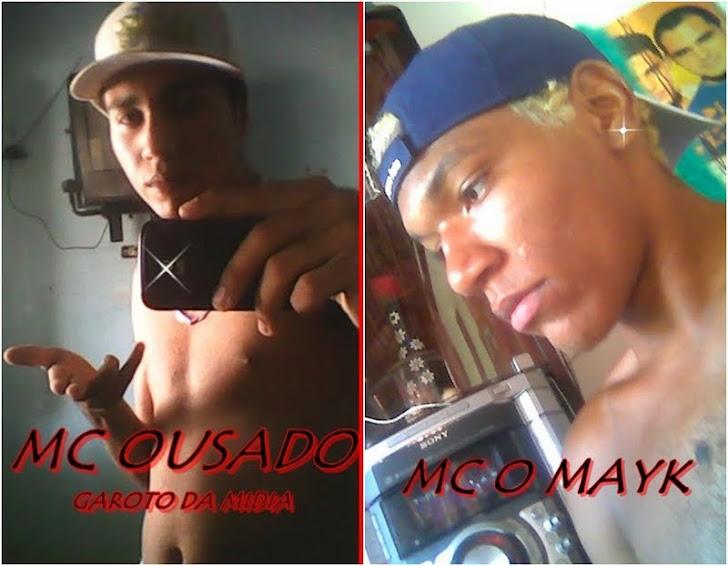 MC OUSADO E MC OMAYK