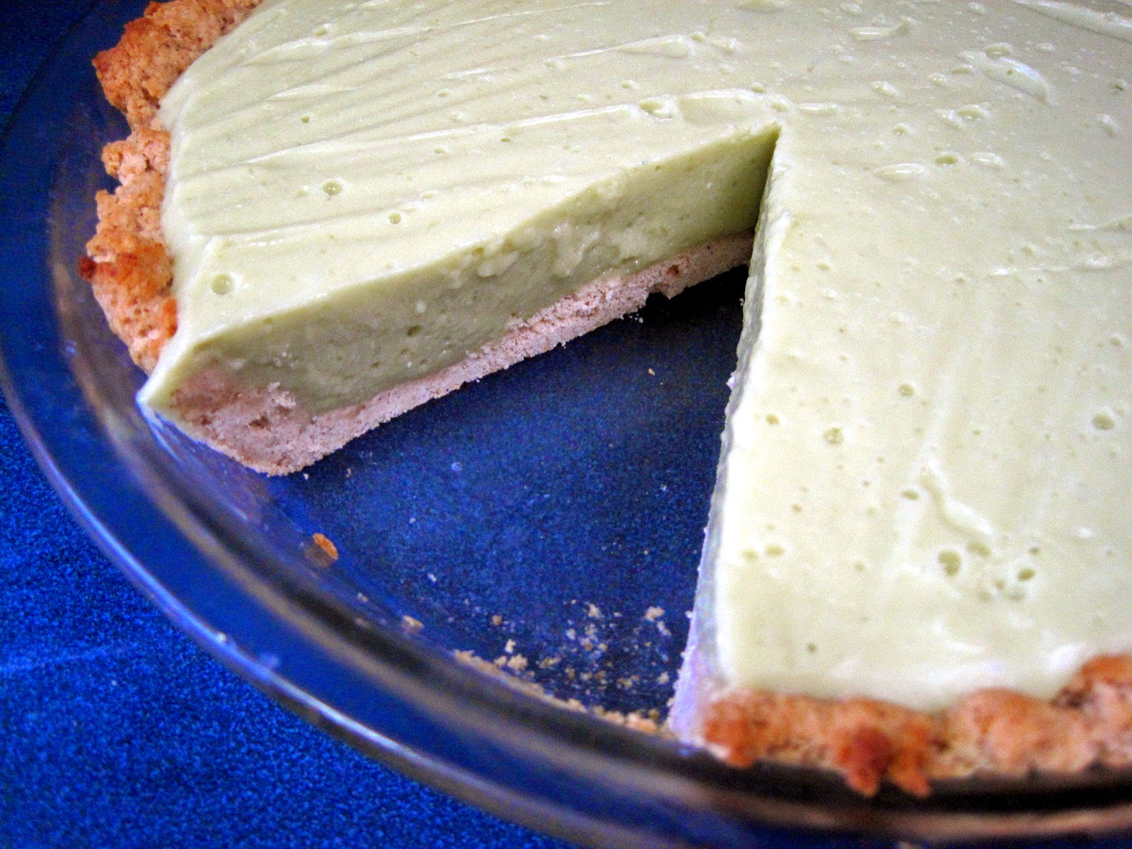 AIP autoimmune key lime pie recipe