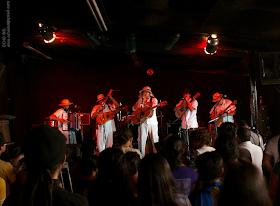 """El evento Fandango por la vida  """"Energia Nuclear, No Gracias"""" en el Multiforo Alicia  29/5/2011"""