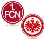 FC Nürnberg - Eintracht Frankfurt
