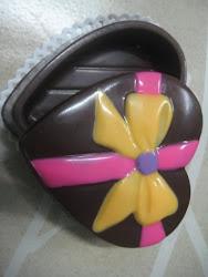 Chocolate Box + 3pcs Chocolate Praline