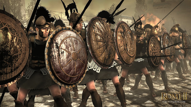Total War Rome 2 Spartans