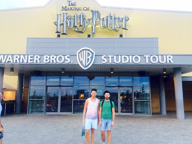 The Making of Harry Potter - Warner Bros. Studio Tour London