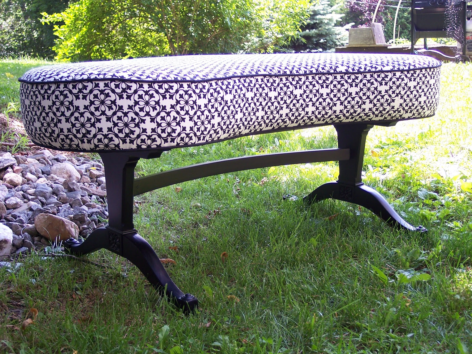 New Life Reupholstery