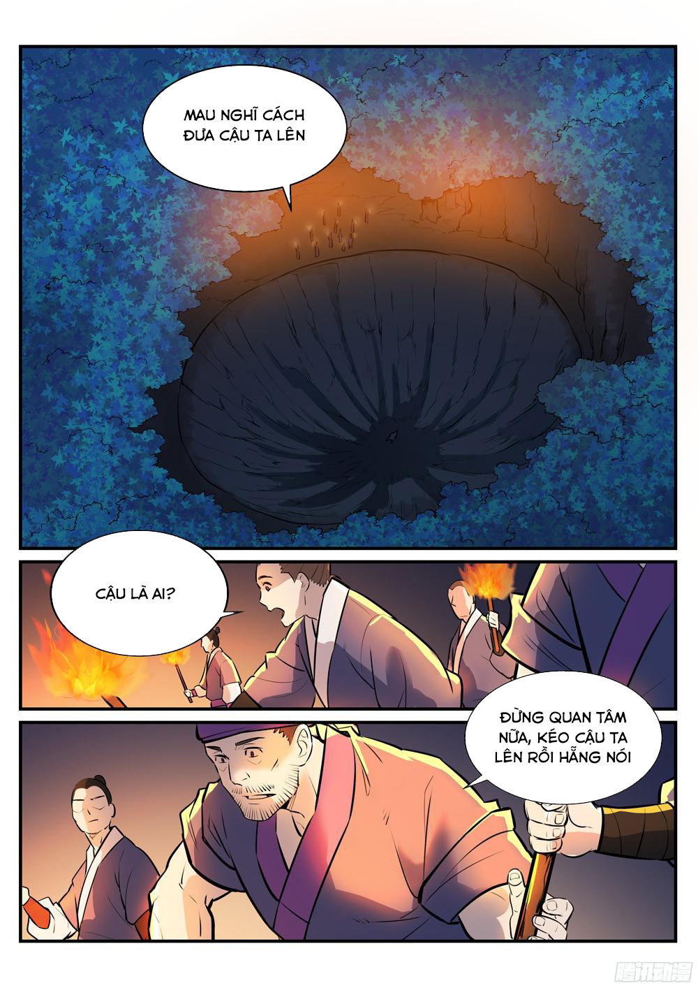 Bách Luyện Thành Thần Chapter 221 - Hamtruyen.vn