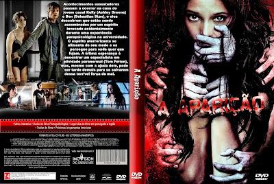 Filme - A Aparição DVD Capa