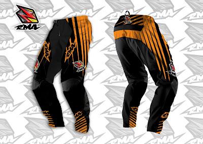 Jual Jersey Baju Pakaian Celana Sepeda, Motocross, Trail...dll - RMA Ride More Asia Jersey Sample 10