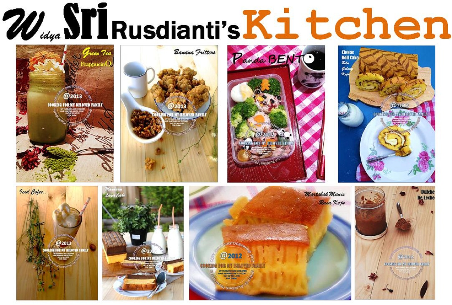 Widya Sri Rusdianti's Kitchen