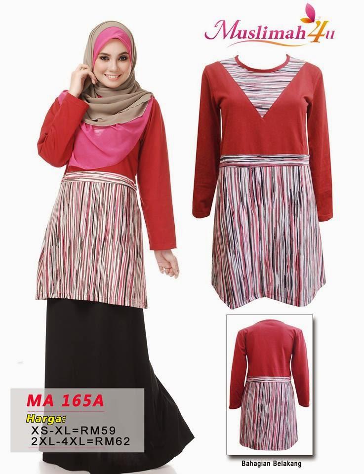 T-shirt-Muslimah4u-MA165A