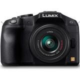 PANASONIC LUMIX MIRRORLESS DMC G6KGC K