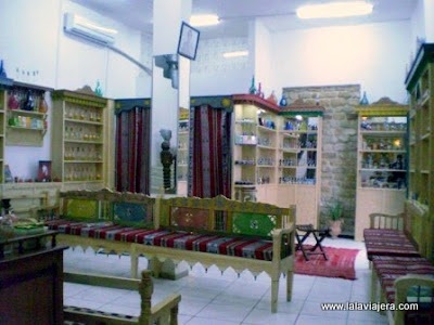 Tienda perfumes Medina Tunez
