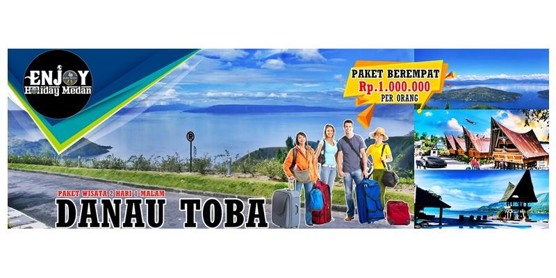 4 Orang Go Paket Wisata Danau Toba 2 Hari 1 Malam (Paket Berempat)
