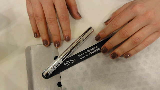Nails+Inc1 Happy 5th Birthday at House of Fraser Belfast!