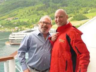 Goldring Travel's 2015 Culinary & Cultural (formerly Food & Wine) Cruise - Seabourn Quest - Part V (Sea Days & Private Culinary Events)