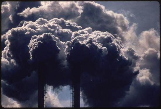 paisajes de EEUU en los años 70 cambio climático