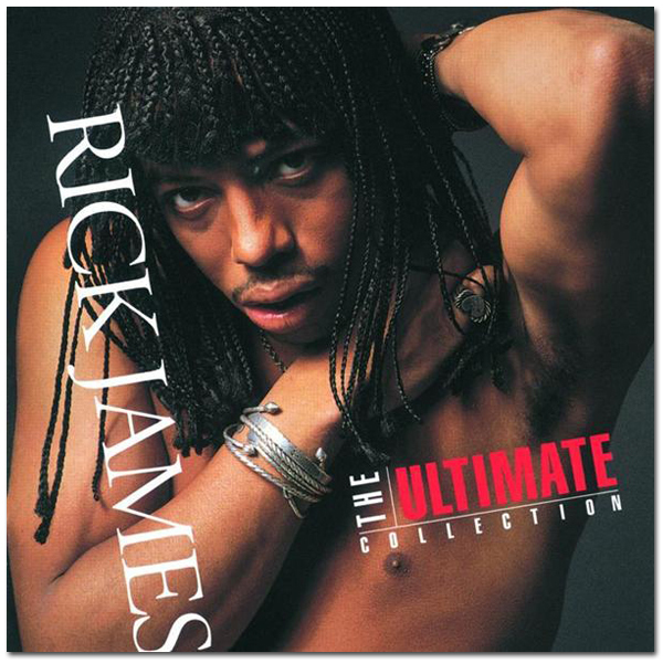 Rick James - The Ultimate Collection  Cover