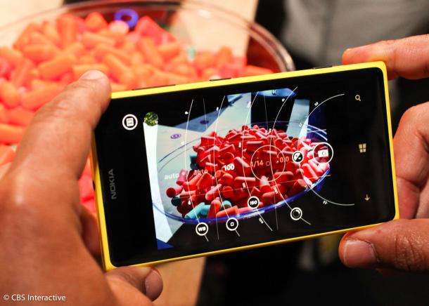 Nokia lumia 1020 with reviews