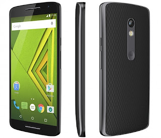 MOTOROLA's Moto X Play launched in India starting at ₹18,499 (16GB): 4G, 5.5-inch screen