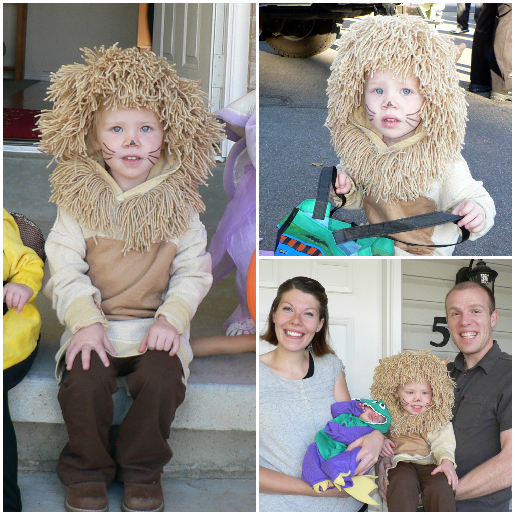Homemade halloween costumes for kids and families bless for Easy homemade costume ideas for kids