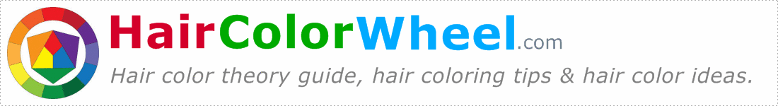 Hair Color Wheel : Color Wheel for Hair