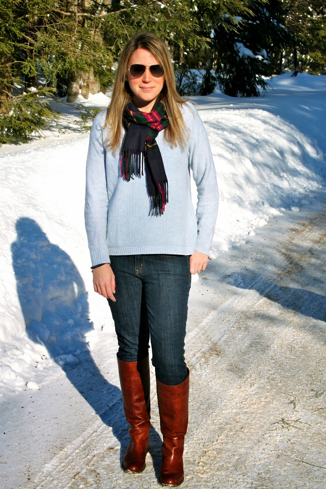 The Salty Hanger :: Patched Up (J.Crew Elbow Patch Sweater)