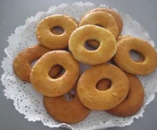 Roscas de Yema