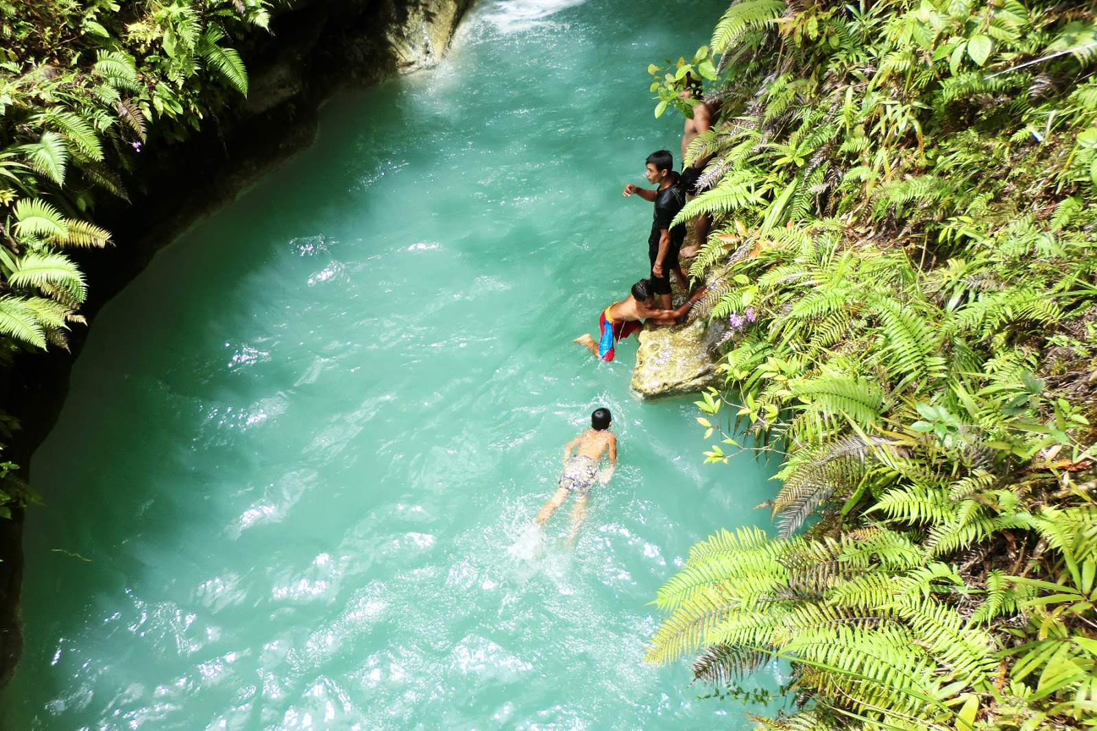 Alegria Philippines  city pictures gallery : The Outdoor Guy: Can't Help Falling: Kitara and Cambais Falls | I ...