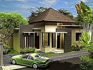 Dapur Gambar Model Rumah Minimalis Ukuran Tanah 6 Meter  Desain