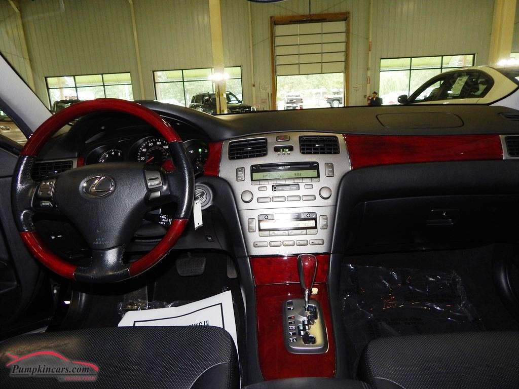 Pumpkin Fine Cars and Exotics: 2005 LEXUS ES330
