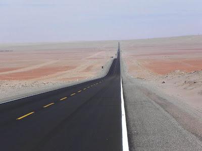 Rodovia Panamericana - Iquique-Arica