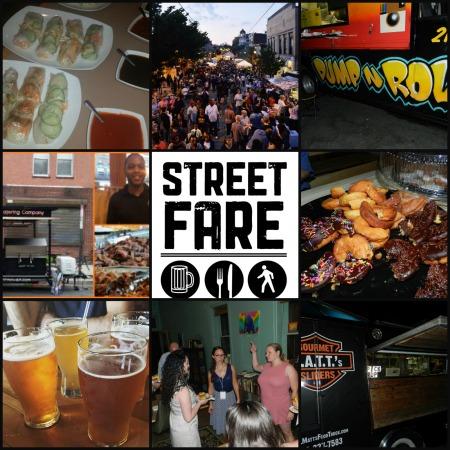 STREET FARE: SIP, SAVOR, STROLL 2015
