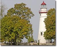 Lighthouse at Sandusky, OH