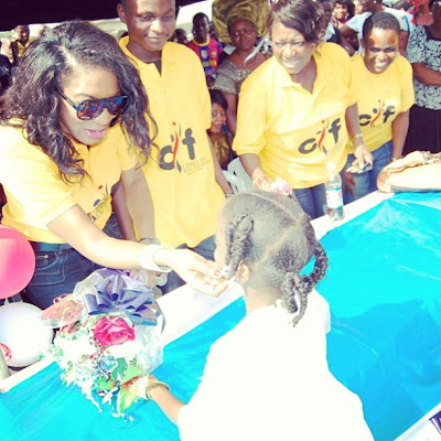 chika ike gives to society