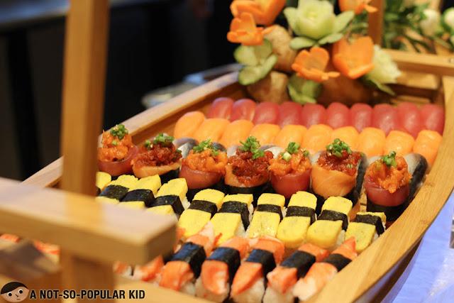 Sushi Boat of Vikings Venue